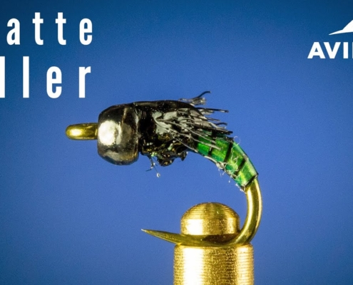 Splatte-Roller-Fly-Tying