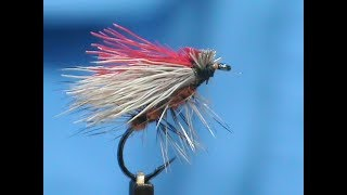Fly-Tying-a-Gartside-Bi-Color-Caddis-with-Jim-Misiura