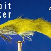 Rabbit-Zonker-Fly-Tying