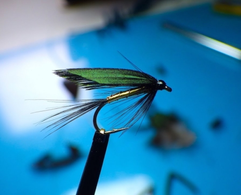 Tying-the-Morton-Gold-Wet-Fly-with-Davie-McPhail