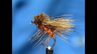 Fly-Tying-an-October-Caddis-with-Jim-Misiura