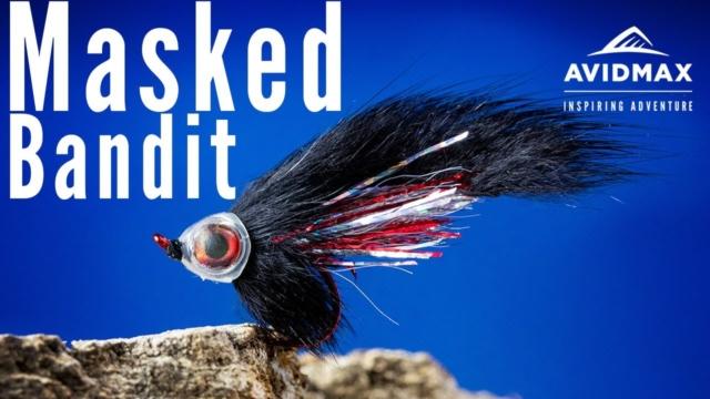 Masked-Bandit-Fly-Tying-Tutorial