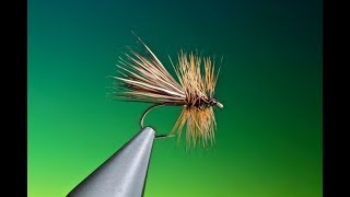 Tying-a-Elk-Hackle-caddis-with-Barry-Ord-Clarke