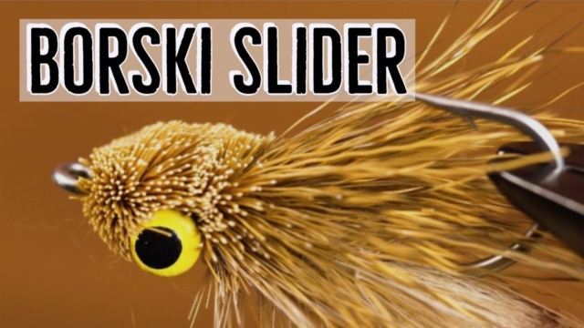 Borski-Slider-Fly-Tying-Tutorial