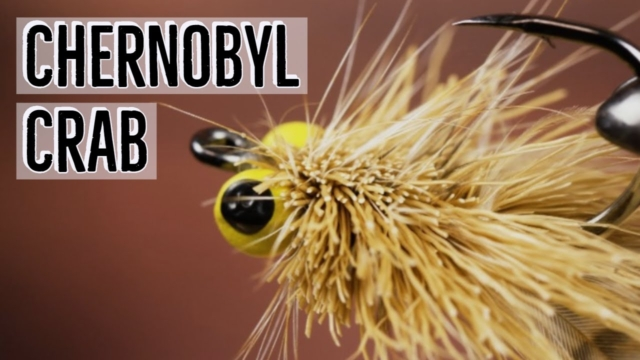 Chernobyl-Crab-Fly-Tying-Tutorial