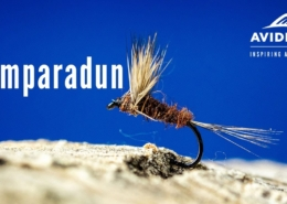 Comparadun-Fly-Tying