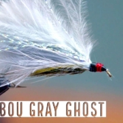 Maribou-Gray-Ghost-Streamer-Fly-Tying-Tutorial