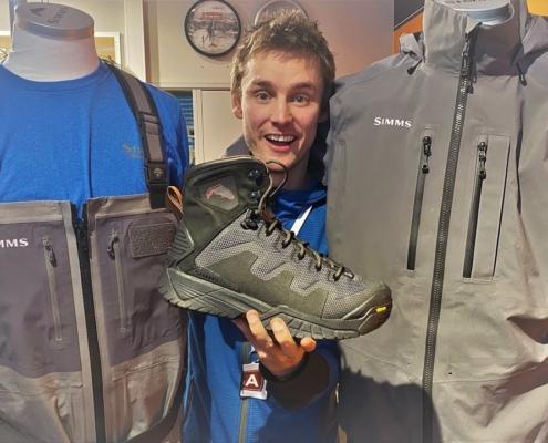 Produktguide-De-nye-Simms-G4-produktene-vadere-jakke-og-sko