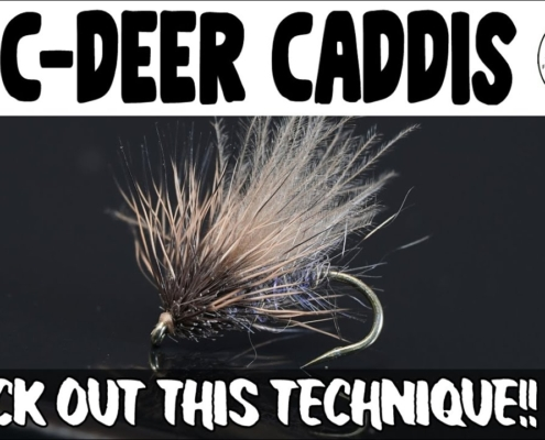 CDC-Deer-Hair-Caddis-Deer-for-Hackle