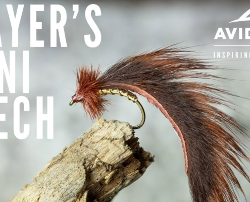 How-to-tie-Mayers-Mini-Leech-Fly-Tying