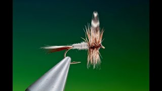 Tying-a-Hackle-tip-Adams-with-Barry-Ord-Clarke