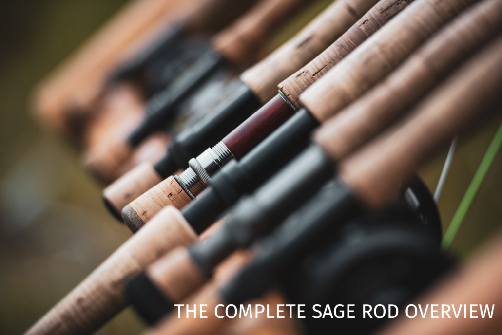 The complete Sage rod overview