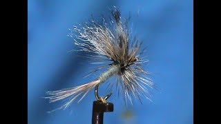 Beginner-Fly-Tying-a-Poly-Wing-Adams-with-Jim-Misiura