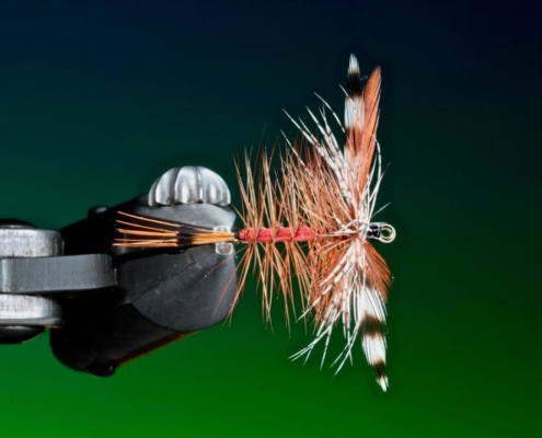 Fly-Tying-A-Red-Panama-with-Barry-Ord-Clarke