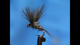 Fly-Tying-a-Gartside-Splitwing-CDC-Cripple-with-Jim-Misiura