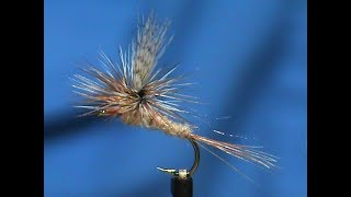Fly-Tying-a-Grey-Fox-Parachute-with-Jim-Misiura