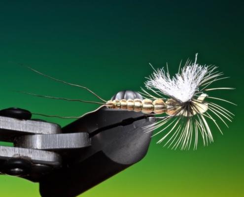 Tying-a-Foam-body-mayfly-with-Barry-Ord-Clarke