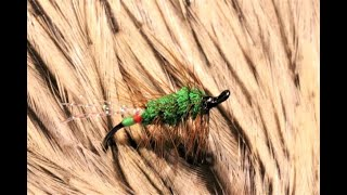 Tying-a-Green-Machine-with-Martyn-White-salmon-fly