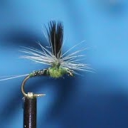 Beginner-Fly-Tying-a-Magic-Quill-Blue-Wing-Olive-Parachute-with-Jim-Misiura