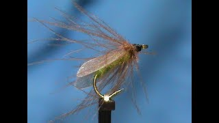 Fly-Tying-a-Hemingway-Caddis-Flymph-with-Jim-Misiura