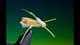 Fly-Tying-a-Quick-foam-hopper-with-Barry-Ord-Clarke