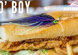 Po-Boy-Alec-Gerbecs-Redfish-Fly
