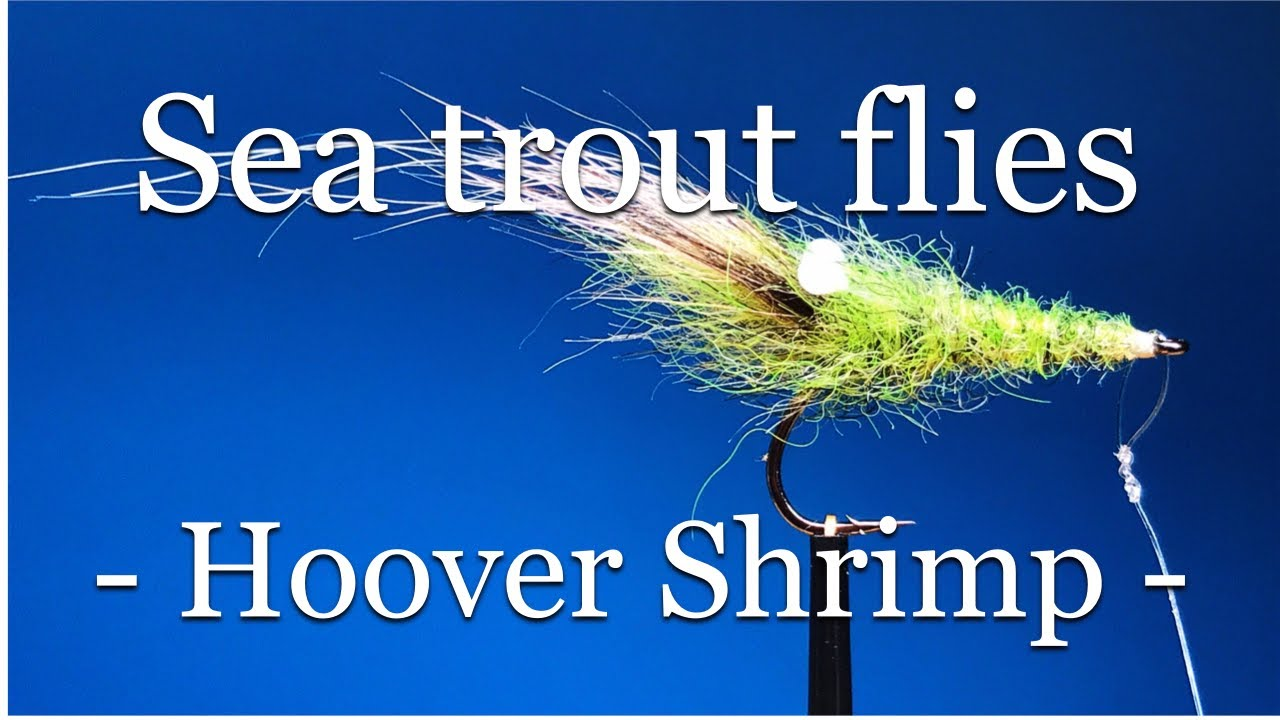 Sea-trout-flies.-E-8.-Hoover-Shrimp-Fluo.-Chartreuse-size-4.-With-Eivind-Berulfsen
