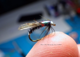Tying-a-Black-Adult-Midge-Duck-Fly-by-Davie-McPhail