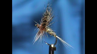 Fly-Tying-a-Dry-Gold-Ribbed-Hares-Ear-with-Jim-Misiura