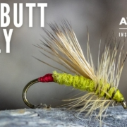 Learn-how-to-tie-the-Hot-Butt-Sally-Dry-fly-tying