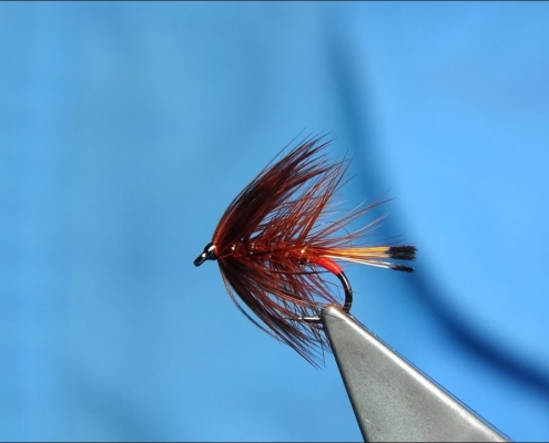 Tying-a-Fiery-Brown-Bumble-WetBob-Fly-with-Davie-McPhail