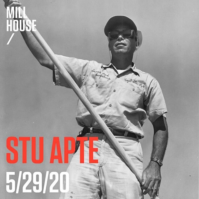 Episode 11: Stu Apte – Down and Dirty