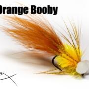 Burnt-Orange-Booby-Fly-Streamer-Fly-Tying
