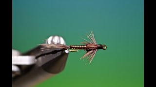 Fly-Tying-a-Magic-glass-Pheasant-Tail-with-Barry-Ord-Clarke