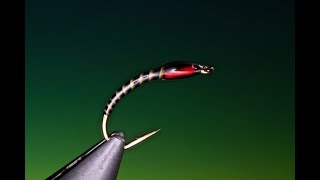 Fly-Tying-a-Yellow-Quill-Buzzer-with-Barry-Ord-Clarke