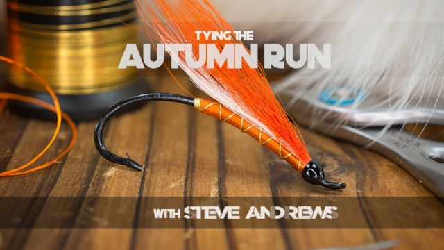 How-To-Tie-The-Autumn-Run-Salmon-Fly-with-Steve-Andrews