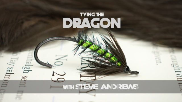How-To-Tie-The-Dragon-Salmon-Fly-with-Steve-Andrews