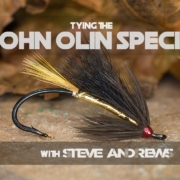 How-To-Tie-The-John-Olin-Special-Salmon-Fly-with-Steve-Andrews