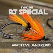 How-To-Tie-The-RT-Special-Salmon-Fly-with-Steve-Andrews