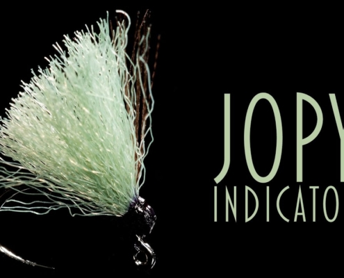 JOPY-Indicator-Super-buoyant-dry-fly-for-fishing-with-a-weighted-nymph