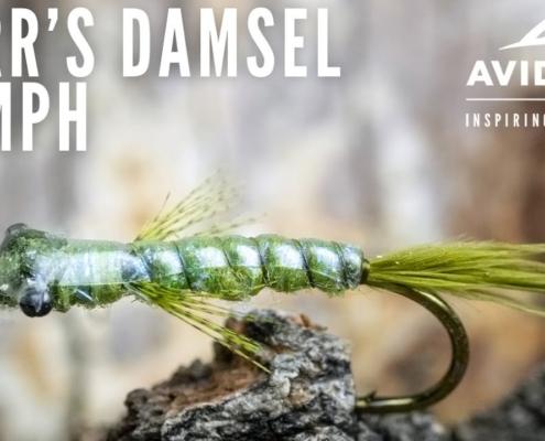 John-Barrs-Damsel-Nymph-Fly-Tying