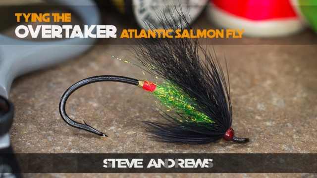 Tying-The-Overtaker-Salmon-Fly-with-Steve-Andrews