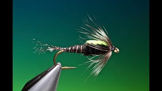 Fly-Tying-a-Black-Martinez-with-Barry-Ord-Clarke