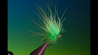 Fly-Tying-the-Grass-carp-salad-with-Barry-Ord-Clarke