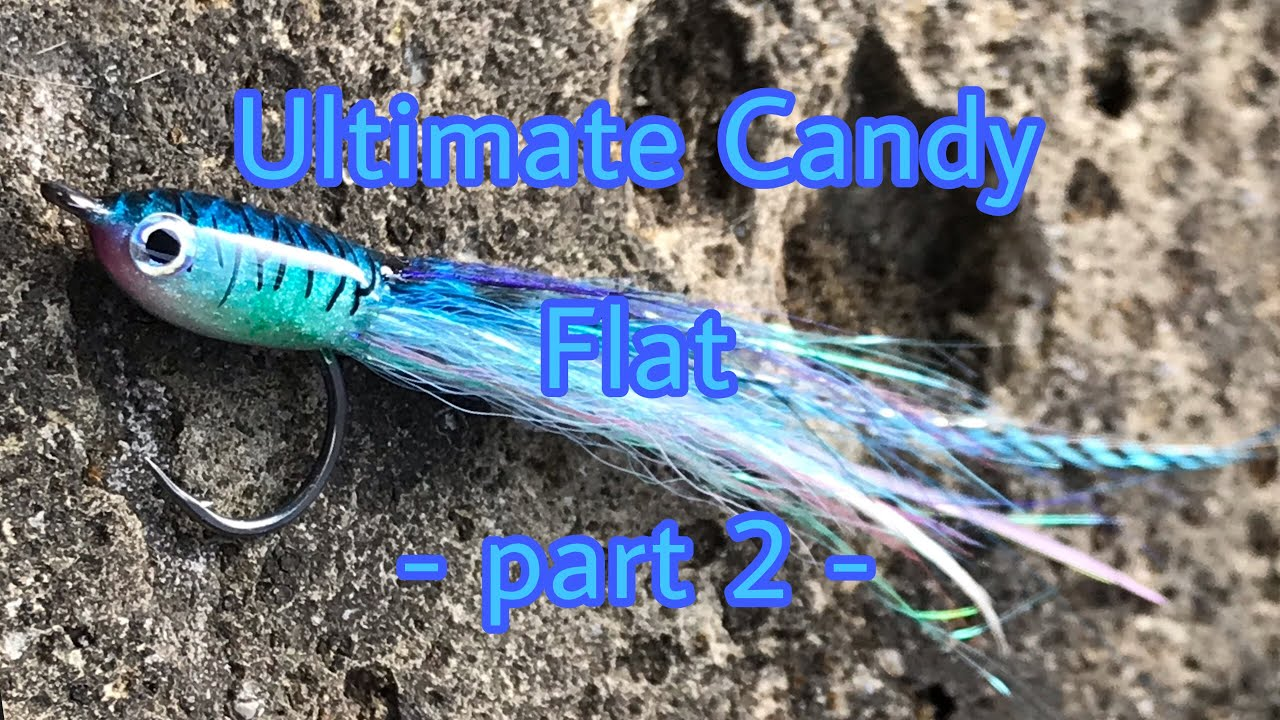 Fly-tying-Ultimate-Candy-flat-part-2