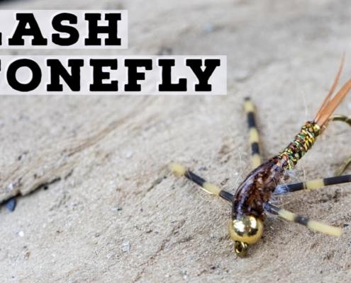 Flash-Stonefly-Fly-Tying-Tutorial