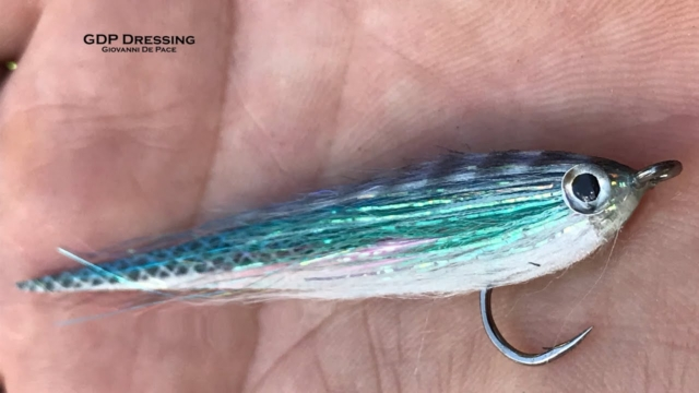Fly-Tying-Wave-tail-minnow