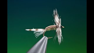 Fly-Tying-a-Lady-Mc-Connell-midge-with-Barry-Ord-Clarke
