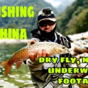 Fly-fishing-in-China-Day-3-dry-fly-nymph-underwater-footage