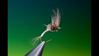 Fly-tying-a-generic-cripple-mayfly-with-Barry-Ord-Clarke